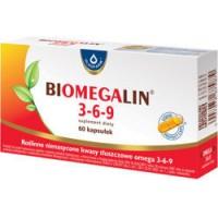 Maisto papildas BIOMEGALIN 3-6-9 (60 kaps.)